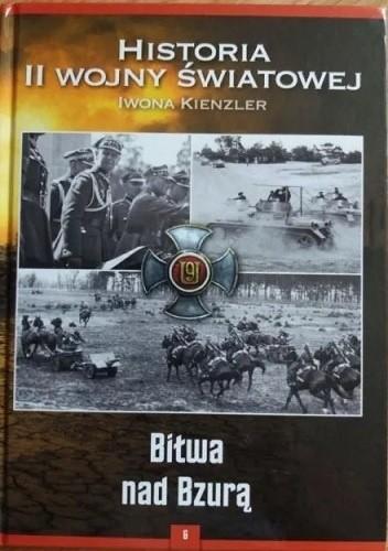 Okładka książki Bitwa nad Bzurą