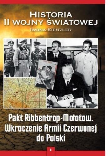 Okładka książki Historia II Wojny Światowej. Tom 8
