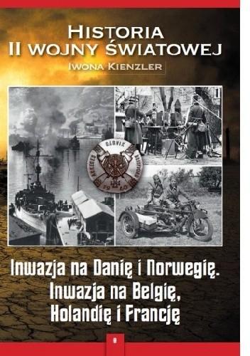 Okładka książki Historia II Wojny Światowej. Tom 9