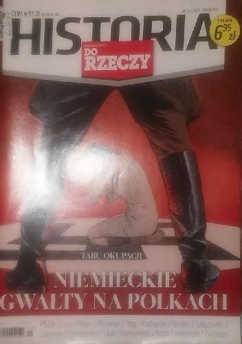 Okładka książki Historia Do Rzeczy nr 1/2014
