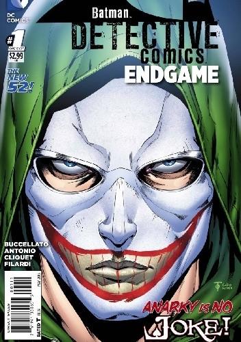 Okładka książki Detective Comics: Endgame #1