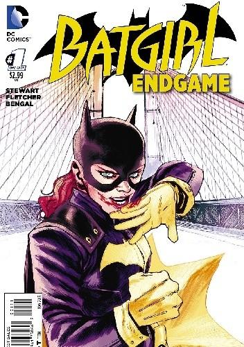 Okładka książki Batgirl: Endgame #1