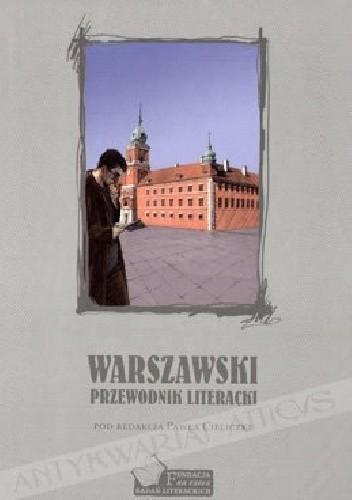 Okładka książki Warszawski przewodnik literacki