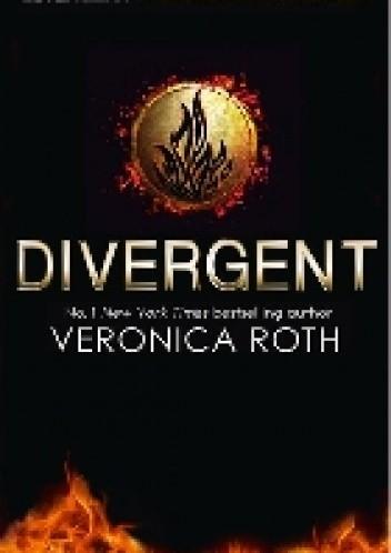 Okładka książki Divergent