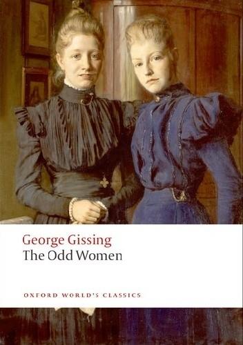 Okładka książki The Odd Women