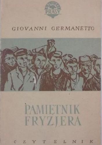 Okładka książki Pamiętnik fryzjera