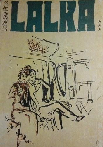 Okładka książki Lalka. Powieść w trzech tomach t. III