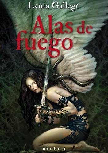 Okładka książki Alas de fuego