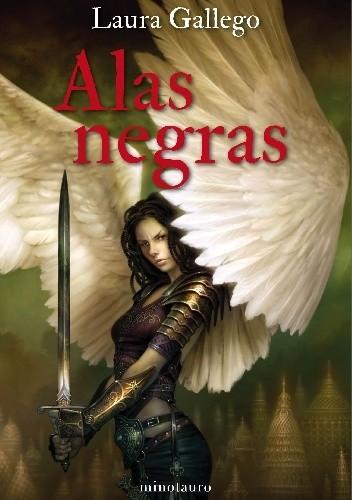 Okładka książki Alas negras
