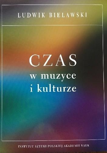 Okładka książki Czas w muzyce i kulturze