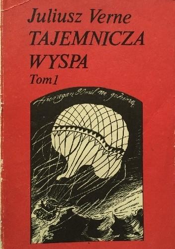 Okładka książki Tajemnicza wyspa Tom 1