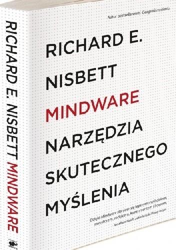 Okładka książki Mindware. Narzędzia skutecznego myślenia