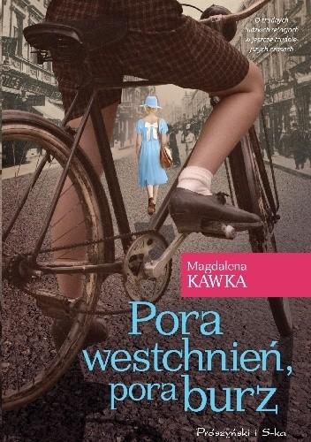 Okładka książki Pora westchnień, pora burz