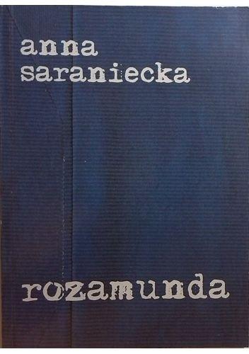 Okładka książki Rozamunda