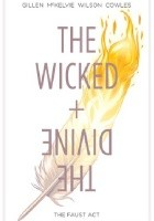 The Wicked + The Divine 01: The Faust Act