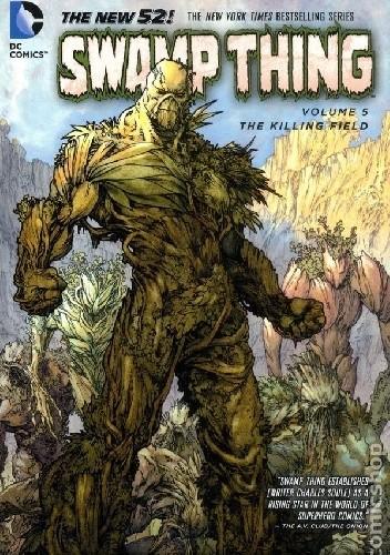 Okładka książki Swamp Thing 05: The Killing Field