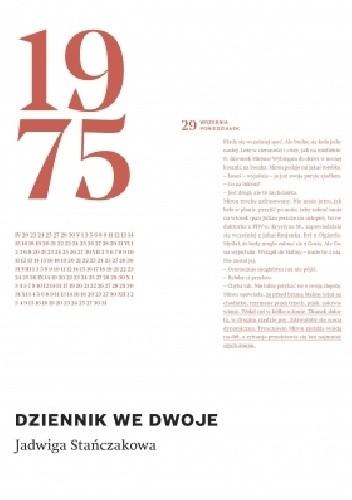 Okładka książki Dziennik we dwoje