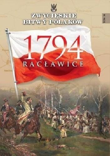 Okładka książki 1794 Racławice