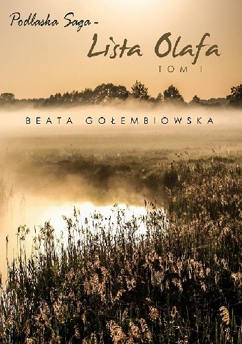 Okładka książki Lista Olafa