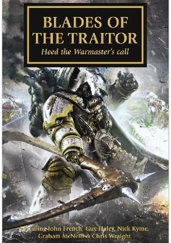 Okładka książki Blades of the Traitor