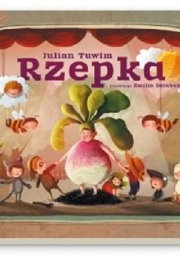 Okładka książki Rzepka