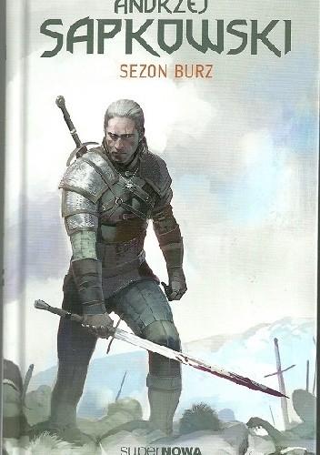 Okładka książki Sezon burz