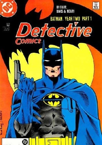Okładka książki Batman: Year Two #1