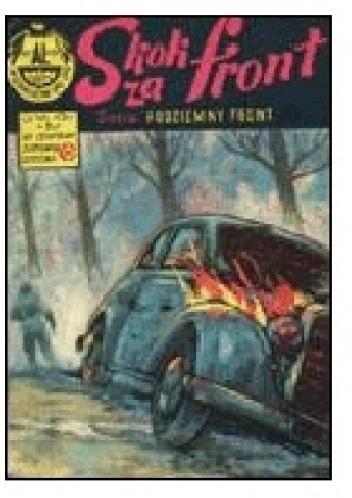 Okładka książki Skok za front