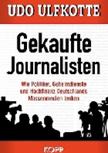 Okładka książki Gekaufte Journalisten
