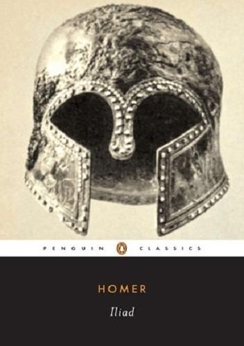 Okładka książki The Iliad