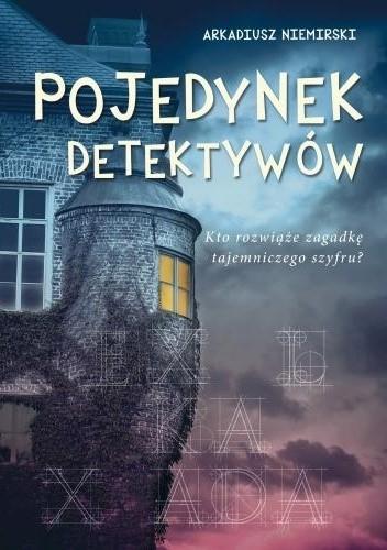Okładka książki Pojedynek detektywów