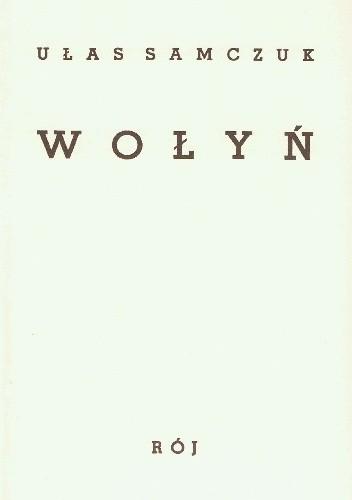 Okładka książki Wołyń