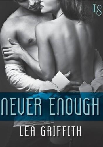 Okładka książki Never Enough