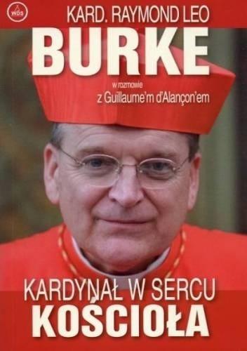 Okładka książki Kardynał w sercu Kościoła