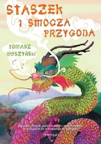 Okładka książki Staszek i smocza przygoda