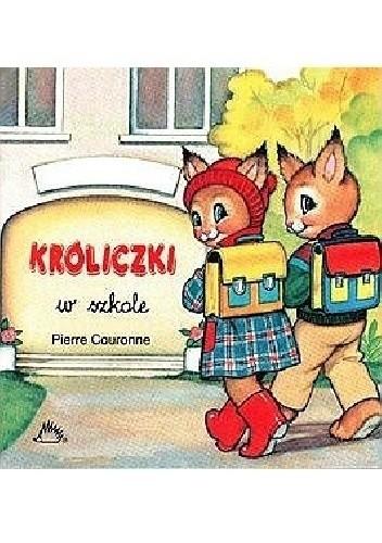 Okładka książki Króliczki w szkole