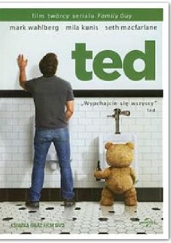 Okładka książki Ted