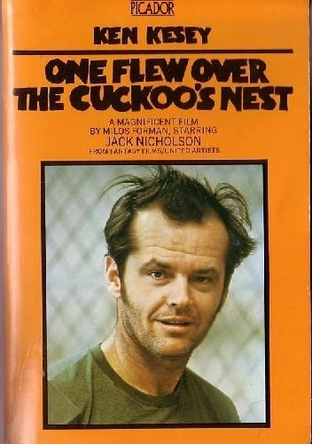Okładka książki One  Flew Over the Cuckoo's Nest