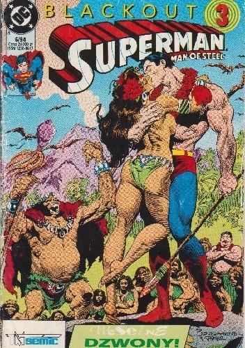 Okładka książki Superman 6/1994