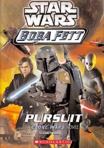 Okładka książki Boba Fett: Pursuit