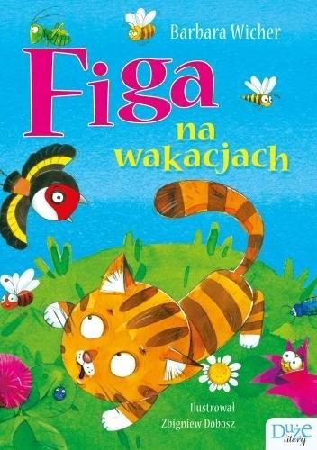 Okładka książki Figa na wakacjach