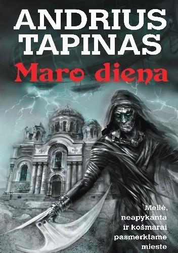 Okładka książki Maro diena