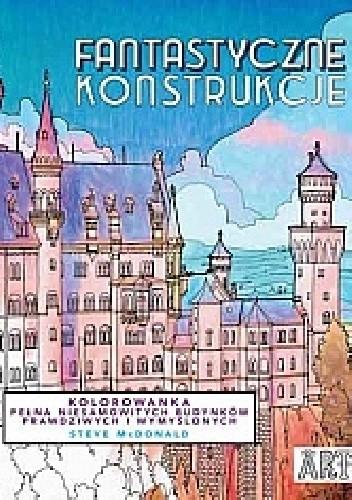 Okładka książki Fantastyczne konstrukcje