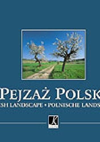 Okładka książki Pejzaż polski