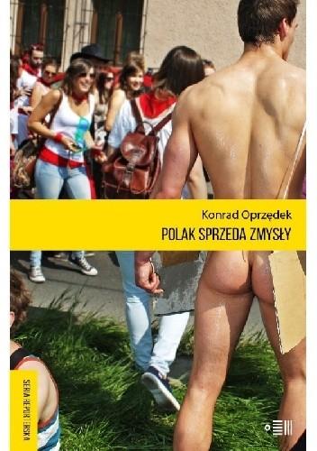 Okładka książki Polak sprzeda zmysły