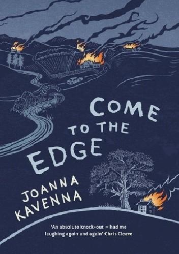 Okładka książki Come to the Edge