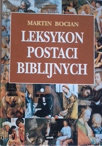 Okładka książki Leksykon postaci biblijnych