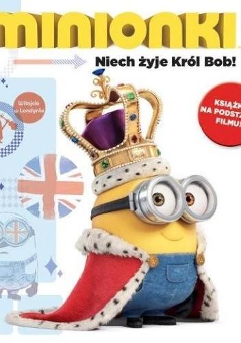 Okładka książki Niech żyje król Bob!