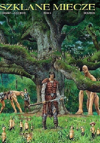 Okładka książki Szklane Miecze #4: Dolmon