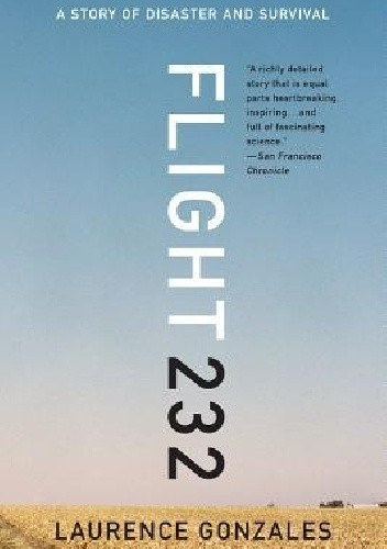 Okładka książki Flight 232: A Story of Disaster and Survival